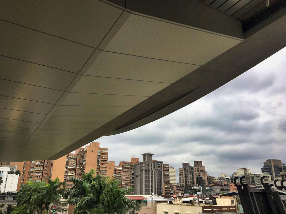 2.5T氟碳烤漆鋁包板, 屋牆面彩色鋼板, 輕質EPS板系統, 鋼板造型13