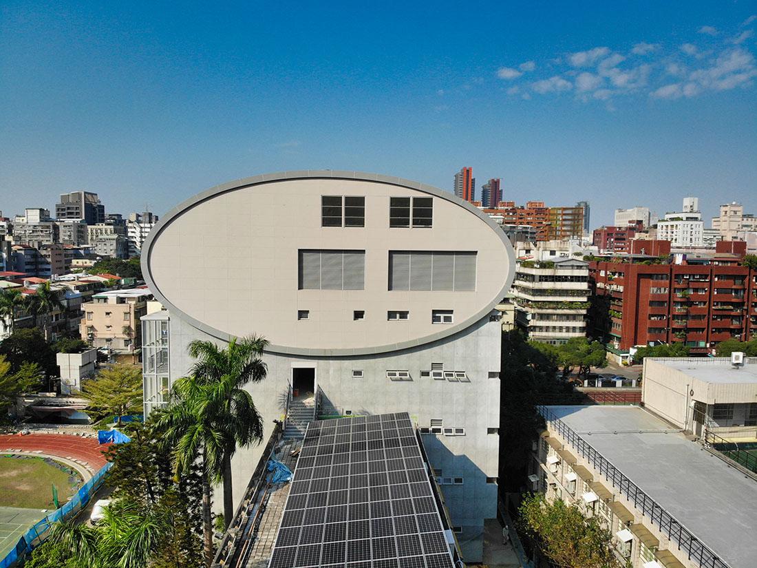 2.5T氟碳烤漆鋁包板, 屋牆面彩色鋼板, 輕質EPS板系統, 鋼板造型4