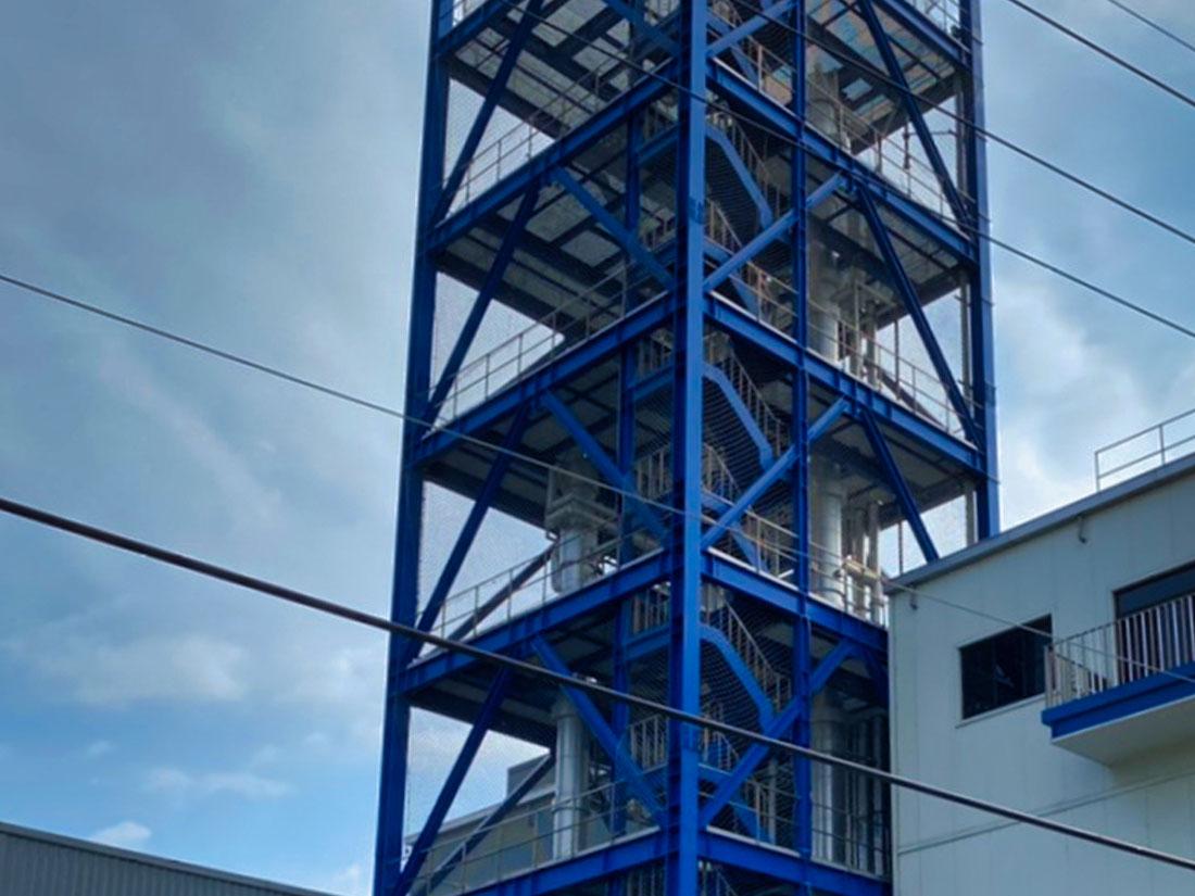 新建廠房, 屋牆面彩色鋼板0