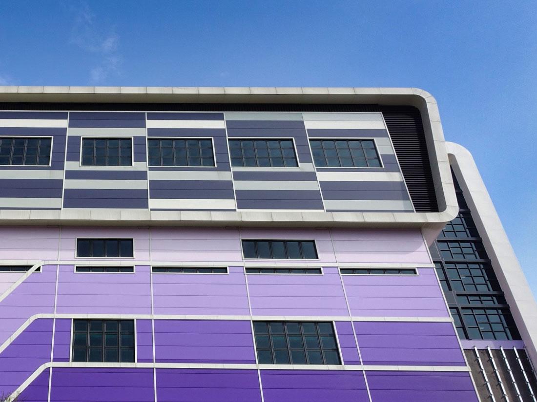 防火三明治板, 屋牆面彩色鋼板系統, STO外牆塗料3