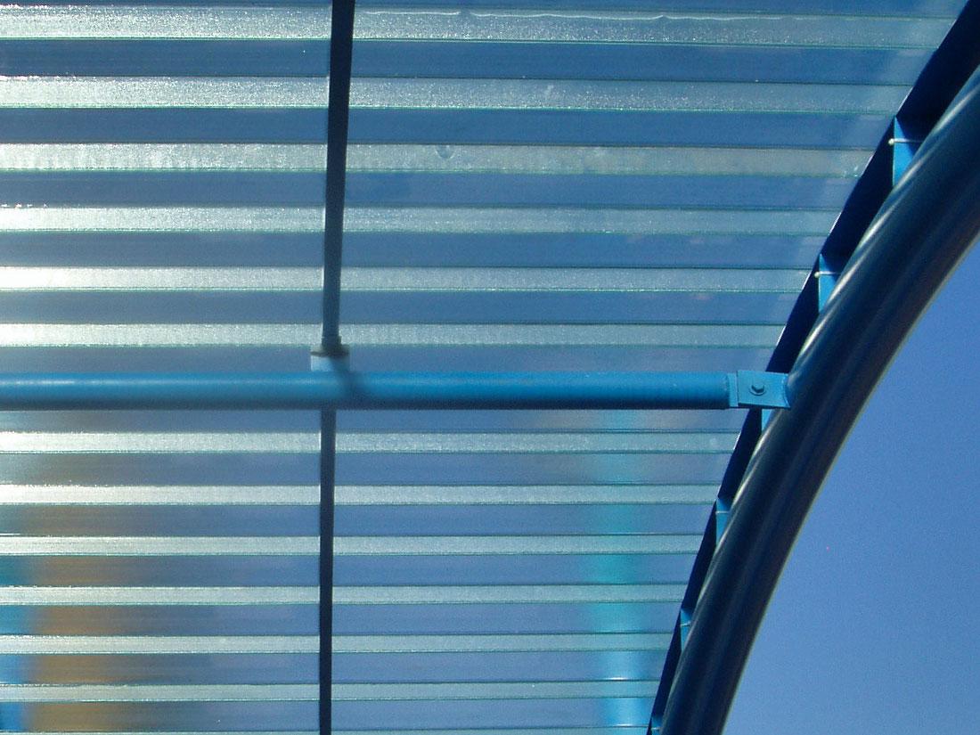 U型玻璃, 結構玻璃1