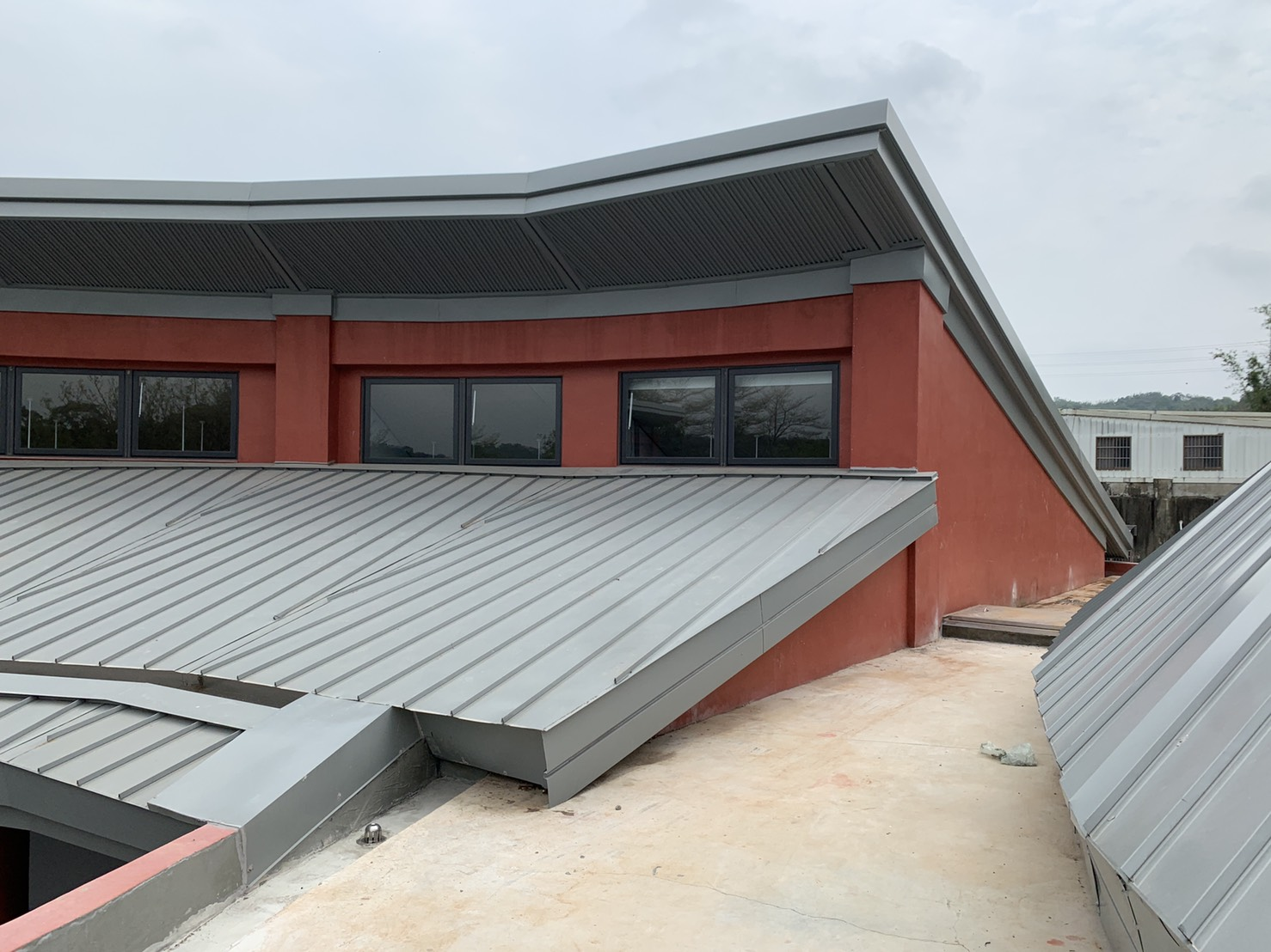 屋面造型5